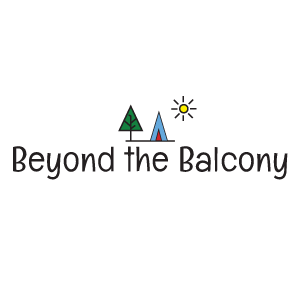 Beyond the balcony